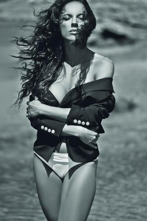 Iva Domingues muito sexy