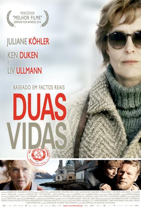 Capa do filme: «Duas Vidas»