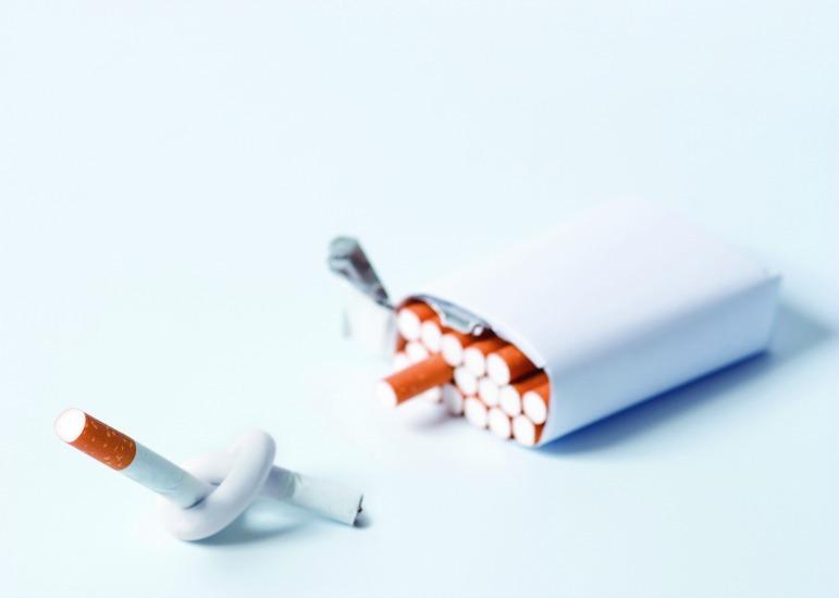 Que fazer quando a pessoa deixou de fumar