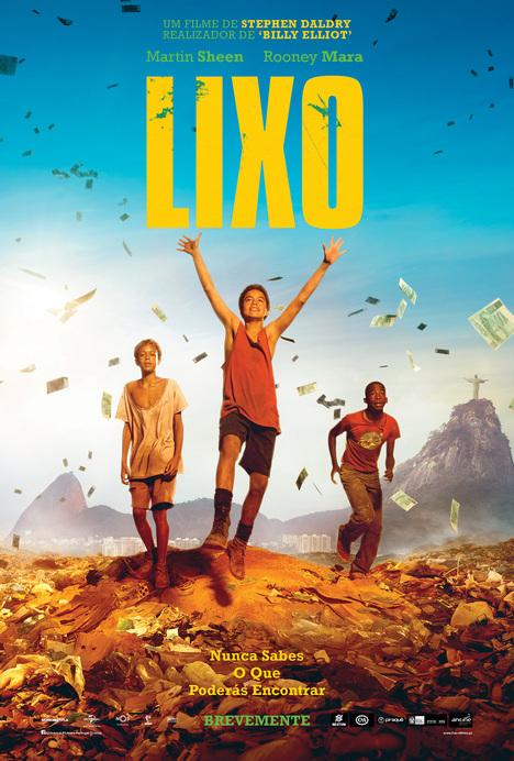 Poster do filme Lixo