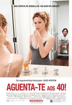 Poster de «Aguenta-te aos 40 »