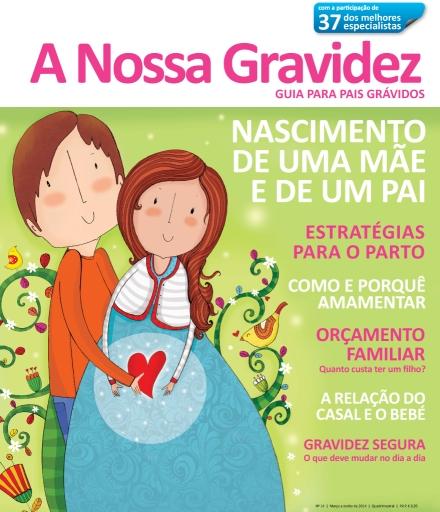 Revista A Nossa Gravidez