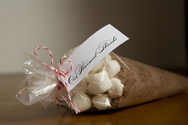 Winter Wedding Gift Bag Ideas : Deve adequar as cores/padr?es das lembrancas ?s cores/ padr?es ...