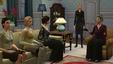 Imagem Série Downton Abbey recriada em The Sims 4