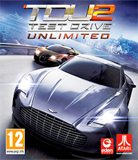 Test Drive Unlimited 2 cover