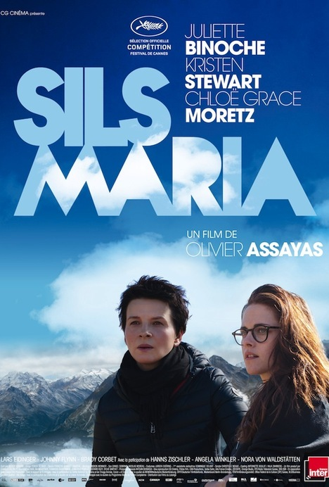 Poster do filme Clouds of Sils Maria