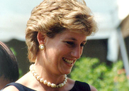 Lady Diana SPencer, princesa de Gales