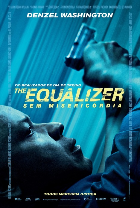 Poster do filme The Equalizer - Sem Misericórdia