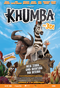 Capa do filme: Khumba