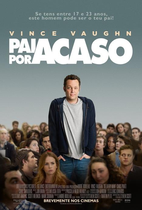 Poster do filme Pai Por Acaso