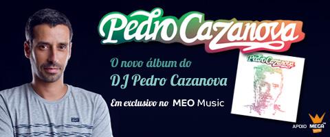 Exclusivo Pedro Cazanova