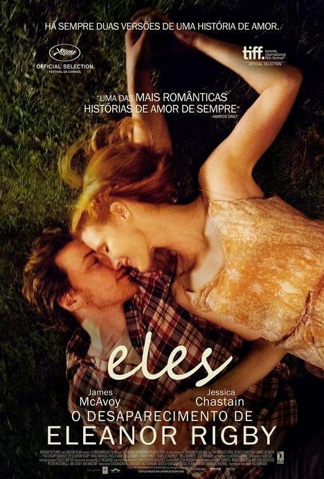 Capa do filme: «O Desaparecimento de Eleanor Rigby: Eles»