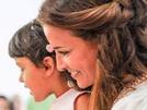 Andreia Dinis batizou a filha