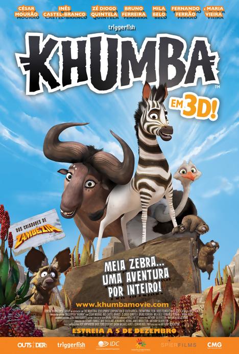 Poster do filme Khumba