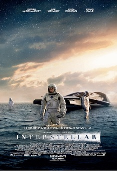 Capa do filme: Interstellar