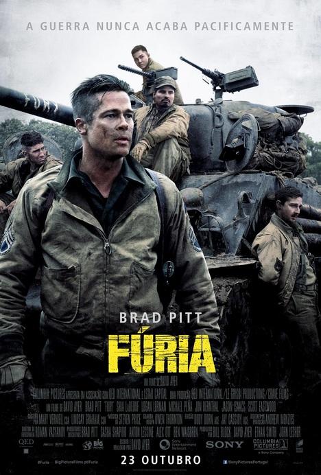 Poster do filme Fúria