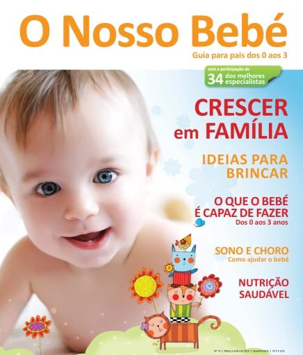 Revista O Nosso Bebé