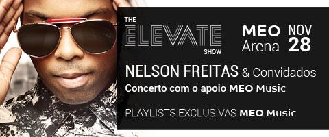Apoio concerto Nelson Freitas
