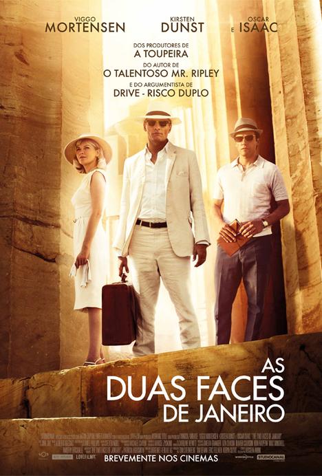 Capa do filme: «As Duas Faces de Janeiro»