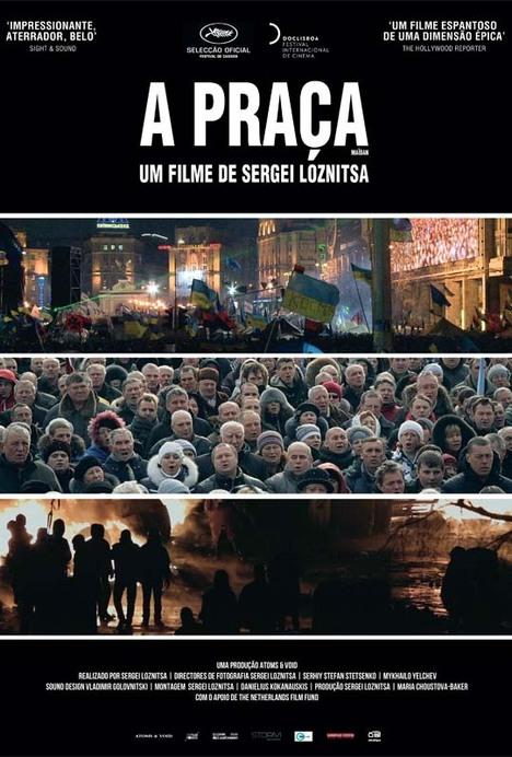 Capa do filme: «A Praça»