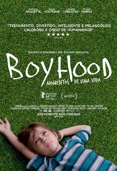 Capa do filme: Boyhood - Momentos de uma Vida