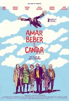 Capa do filme: Amar, Beber e Cantar