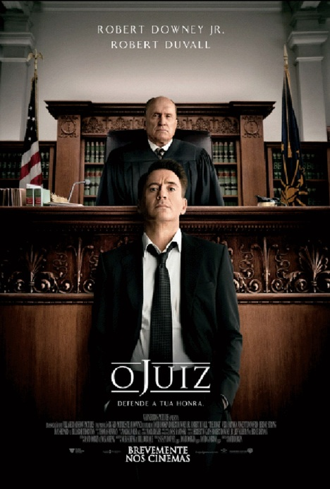Poster do filme O Juiz
