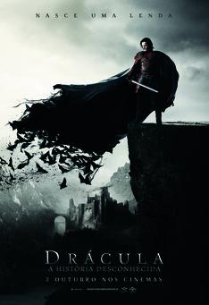 Capa do filme: Drácula: A História Desconhecida