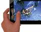 Imagem iPad: Joystick a caminho