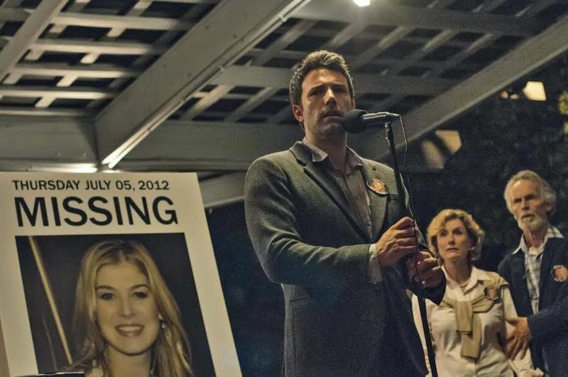 e-Cinema: Terá Ben Affleck assassinado a mulher no novo filme de David Fincher?