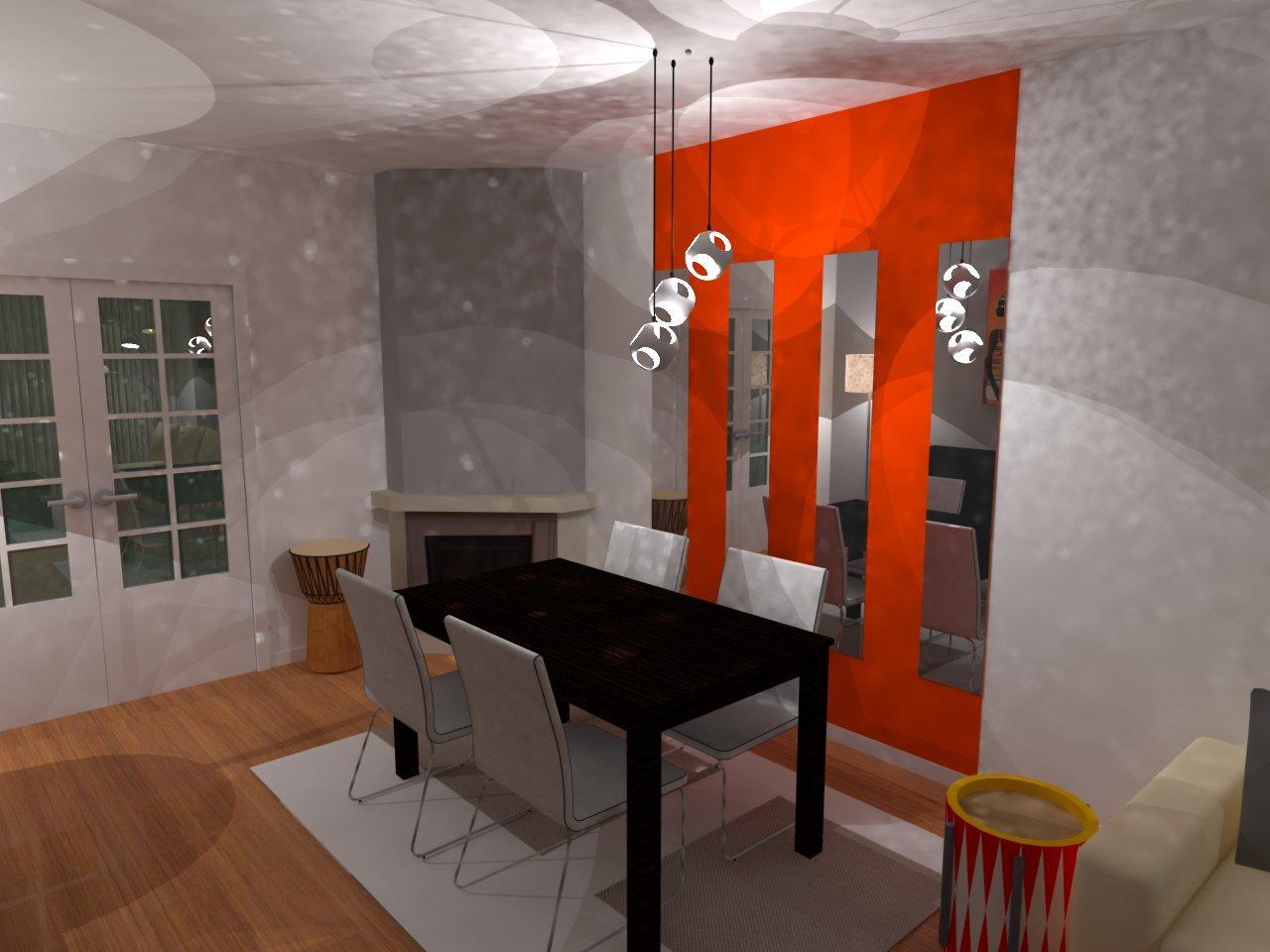 #CB3200 Sala planejada – Decoração e fotos # decoracao sala wengue 1280x960 píxeis em Como Decorar Una Sala De Estar