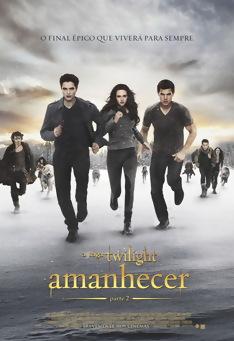 Poster de «A Saga Twilight: Amanhecer Parte 2 »
