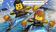 Imagem LEGO Ultra Agents - imagens da aplicação