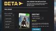 Imagem Beta de Destiny já tem data na Xbox One e Xbox 360