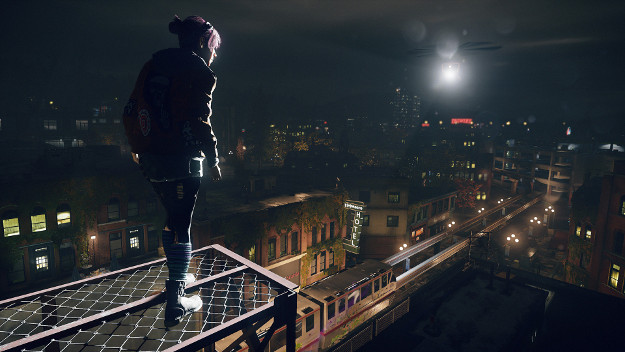 infamous first light bluray destaque go