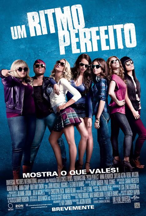 Poster do filme Um Ritmo Perfeito