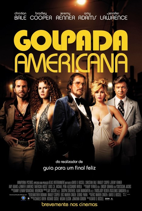 Poster do filme Golpada Americana