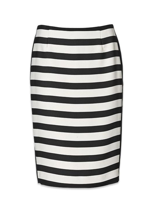 Como usar padrões em preto e branco