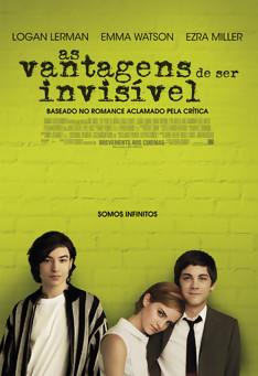 Poster de «As Vantagens de Ser Invisível »