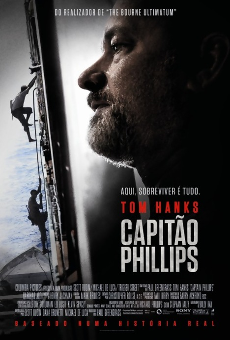 Poster do filme Capitão Phillips