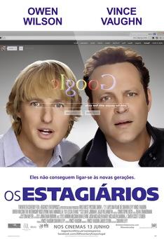 Poster de «Os Estagiários »