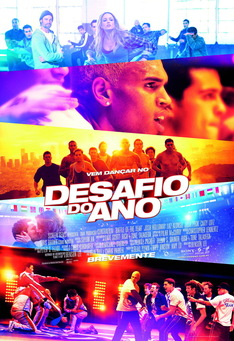 Capa do filme: Desafio do Ano