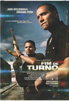 Poster de «Fim de Turno »