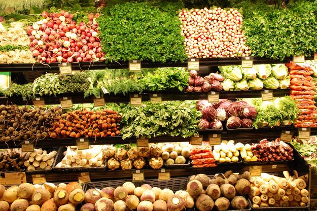 Hoje em dia já existem muitas opções para os vegetarianos, quer nos supermercados, quer nos restaurantes