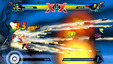 Imagem Ultimate Marvel Vs. Capcom 3 na Vita pode ser usado para controlar o jogo na PS3