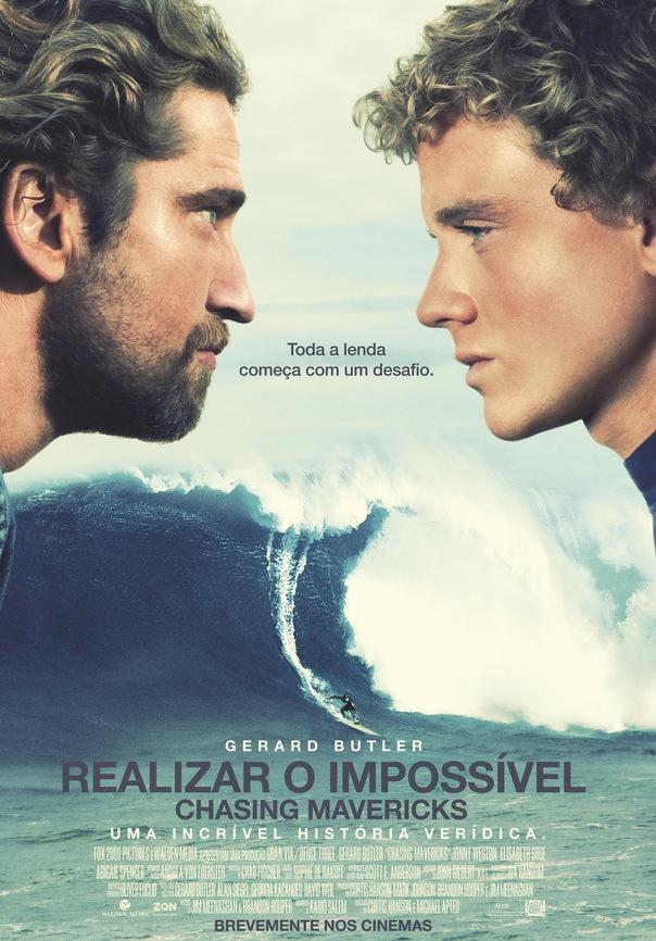Poster de «Realizar o Impossível »