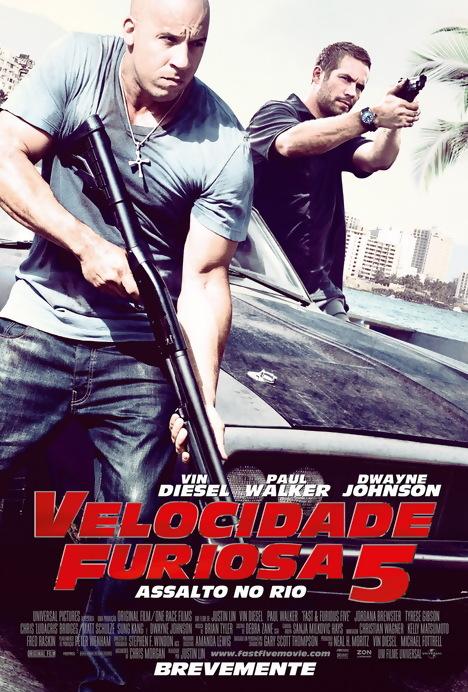 Poster do filme Velocidade Furiosa 5