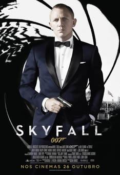 Poster de «007 Skyfall »