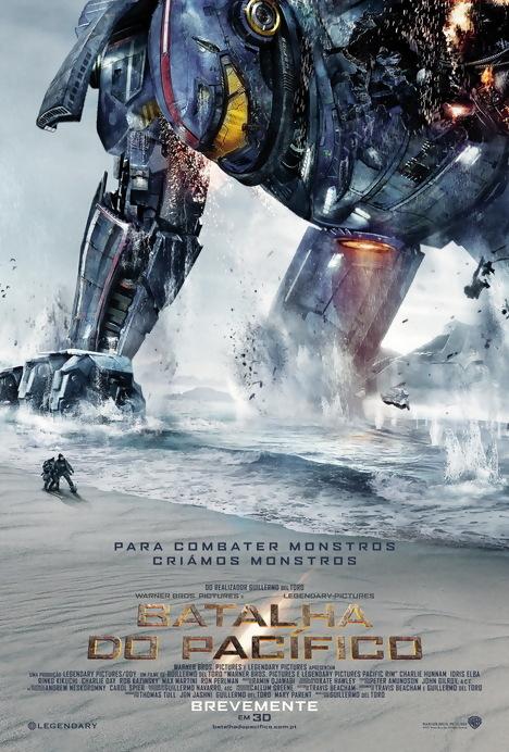 Poster do filme Batalha do Pacífico