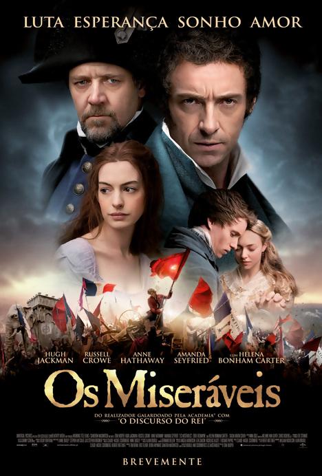 Poster do filme Os Miseráveis (II)